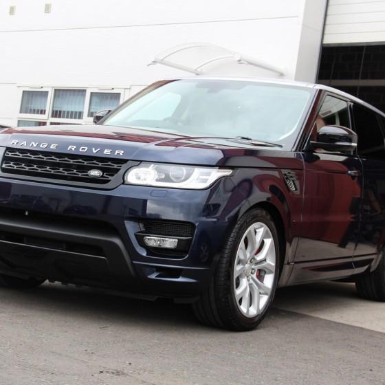 Range Rover Sport Autobiography – Signature Detail