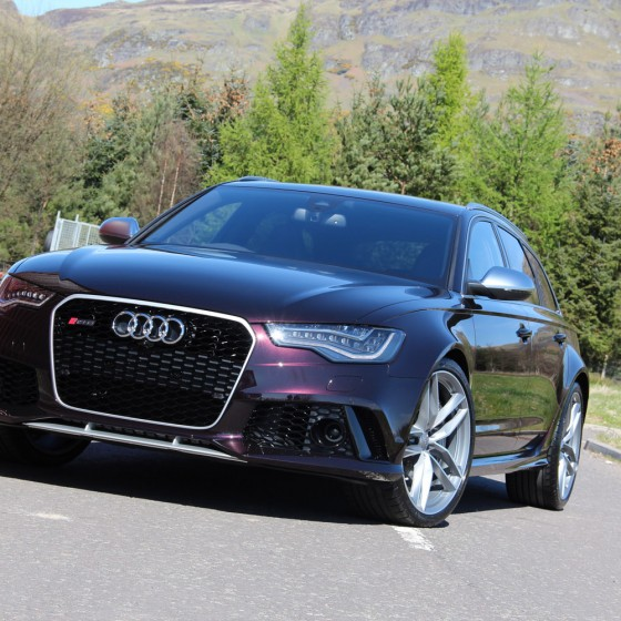 Audi Rs6 – Signature Detail