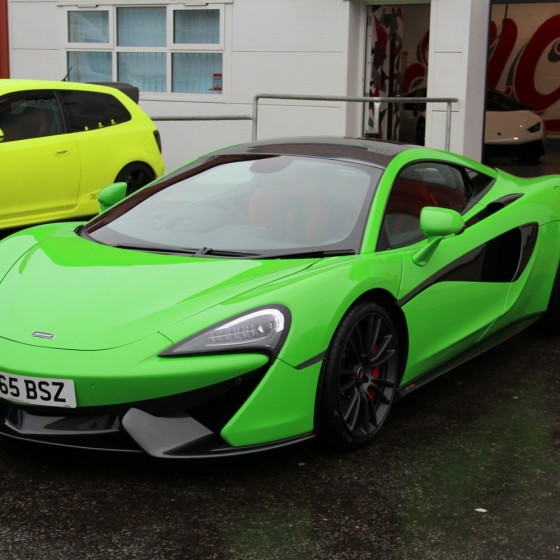 McLaren 570S – New Car Preparation Detail with Max Protect UNC-R